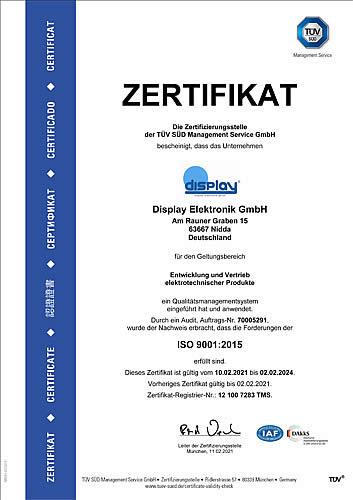 Zertifikat Pdf