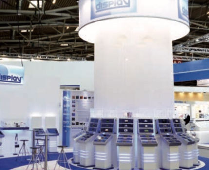 Gallery Messestand
