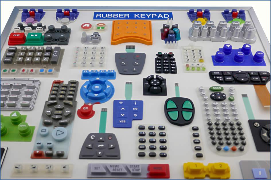 Tastaturen Keypads