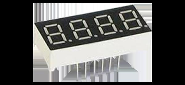 4-Digit LED