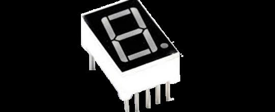 1-Digit LED